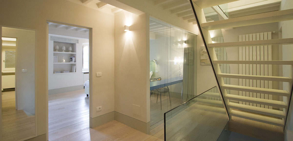 Cortona Apartments Il Portale loft 1 - access room