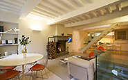 Apartments in the historic center of Cortona